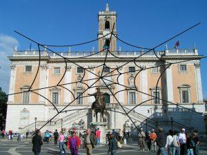 L'ombra della corruzione è giunta persino nel Campidoglio, la sede del Comune di Roma. Indignarsi è un dovere civico.