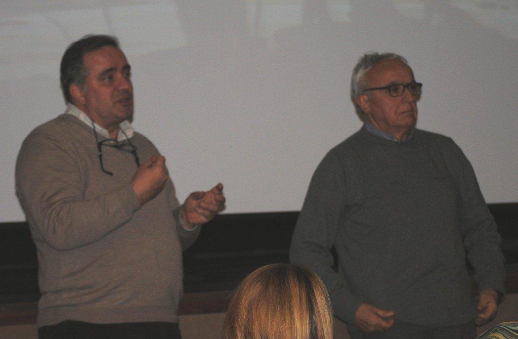 Cesare Palombi e l'Assessore ...